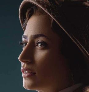 سانسور موی نگار جواهریان در بیلبوردهای تبلیغاتی سریال «خاتون»