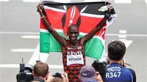 اسطوره کنیایی، قهرمان ماراتن المپیک توکیو