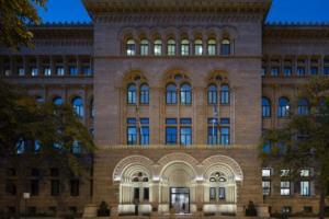 جایزه کتابخانه نیوبری شیکاگو دومین نشان نیوبری کشور آمریکا