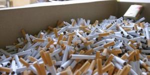 کشف بیش از ۱۷۱ هزار نخ سیگار قاچاق در سمنان