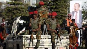 گسترش آتش جنگ داخلی در اتیوپی