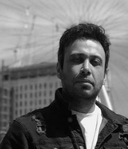 تایپوگرافی آهنگ «حسین» با صدای محسن چاوشی