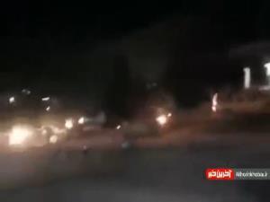 لحظه فرار نیروهای ارتش افغانستان از مزار شریف