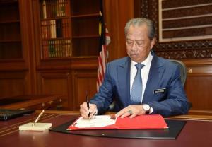 کابینه نخست وزیر مالزی استعفا کرد