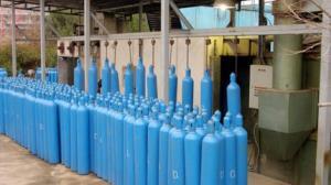 هجوم بیماران به مشهد، کپسول اکسیژن را کیمیا کرد