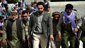 احمد مسعود خبر خروج از افغانستان را تکذیب کرد