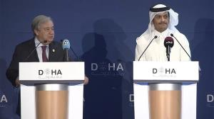 قدردانی سازمان ملل از تلاش قطر برای تحقق آشتی در افغانستان