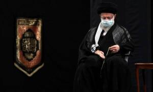 ذکر مصیبت علمدار کربلا در محضر رهبر انقلاب توسط محمدرضا طاهری