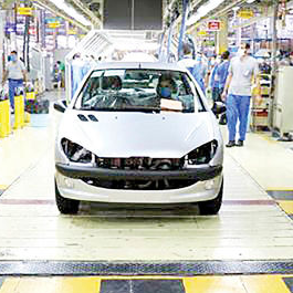 پژو ۲۰۶ از خط تولید خودروسازان خارج شد؟