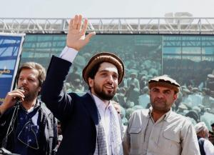 پسر احمد شاه مسعود: علیه طالبان قیام خواهم کرد