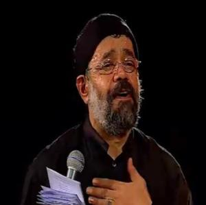 واحد «خواستم مشک به دستت برسانم که نشد» با نوای حاج محمود کریمی در محرم 1400