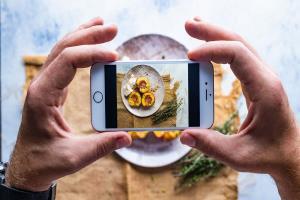 عکاسی 36 درصد عکاسان حرفهای با گوشی هوشمند