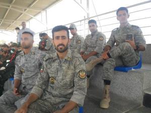 مسابقات بینالمللی نظامی ارتشهای جهان در اصفهان آغاز شد