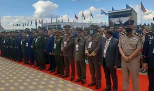 آغاز مسابقات بینالمللی نظامی روسیه با حضور 12 تیم ایرانی