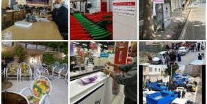 پلمب ۱۷۲ واحد متخلف صنفی و تجاری در سنندج