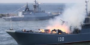 رزمایش دریایی ایران، روسیه و چین در خلیج فارس برگزار میشود