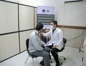 انجام واکسیناسیون  ۲۵۰۰ راننده اتوبوس و مینیبوس در مشهد