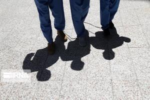 اراذل و اوباش مسلح در چهارباغ دستگیر شدند