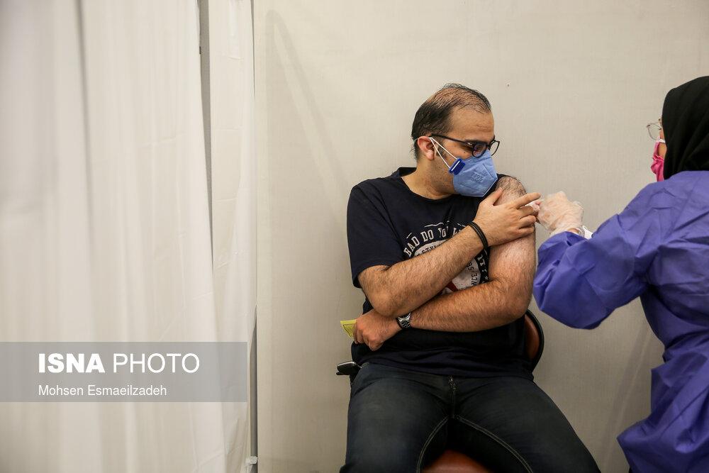 آغاز به کار مرکز واکسیناسیون جهاد دانشگاهی مشهد