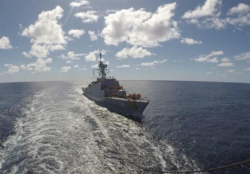 ناوگروه ۷۶ نیروی دریایی ارتش بعد از حضور در دریای سرخ به کشور بازگشت