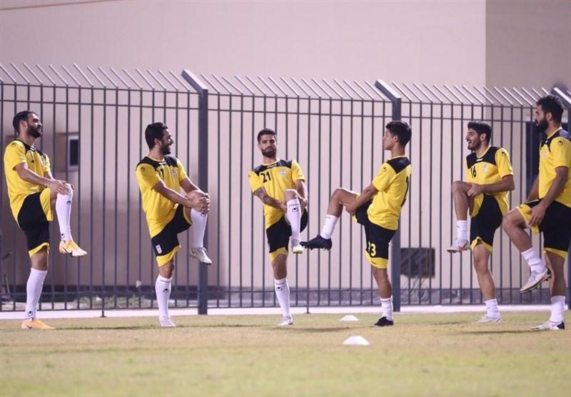 اعلام زمان برگزاری تمرین تیم ملی فوتبال