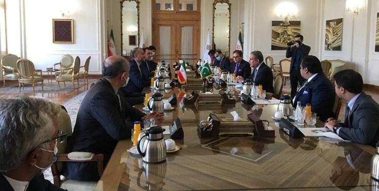 استقبال امیرعبداللهیان از پیشنهاد وزیرخارجه پاکستان