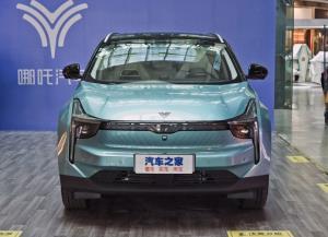 بررسی خودروی الکتریکی ناشناخته چینی