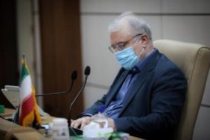 نمکی به وزیر بهداشت تبریک گفت