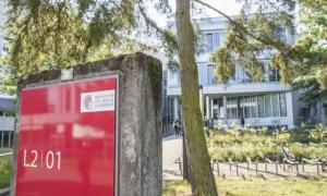 بدن دانشجویان مسموم یک دانشگاه آلمانی