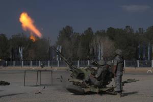 نیروی زمینی ارتش به مقام نخست مسابقات اربابان سلاح دست یافت