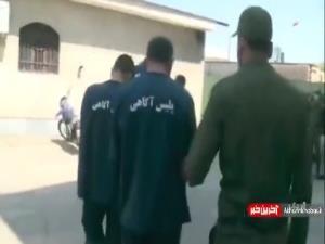 دستگیری باند سارقان موبایل