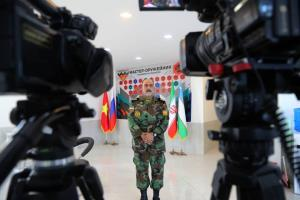 نیروی زمینی ارتش در مسابقات اربابان سلاح به مقام اول دست یافت