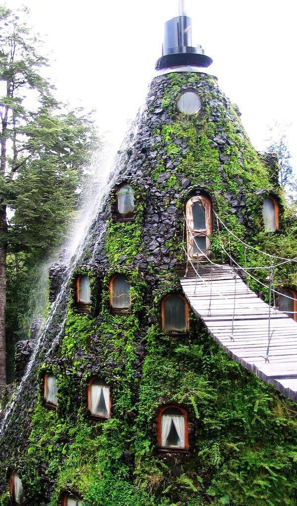 متفاوتترین هتلهای جهان