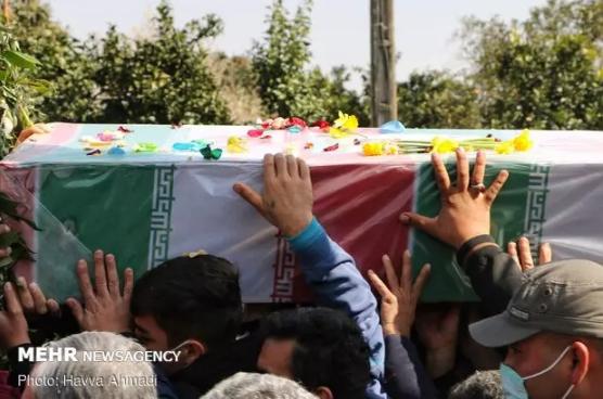 مرزبان خوزستانی به شهادت رسید