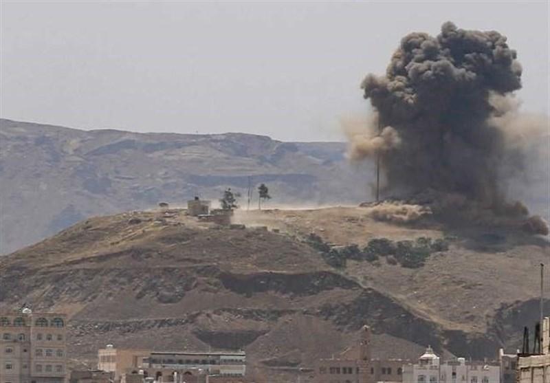 تداوم حملات هوایی جنگندههای سعودی به یمن