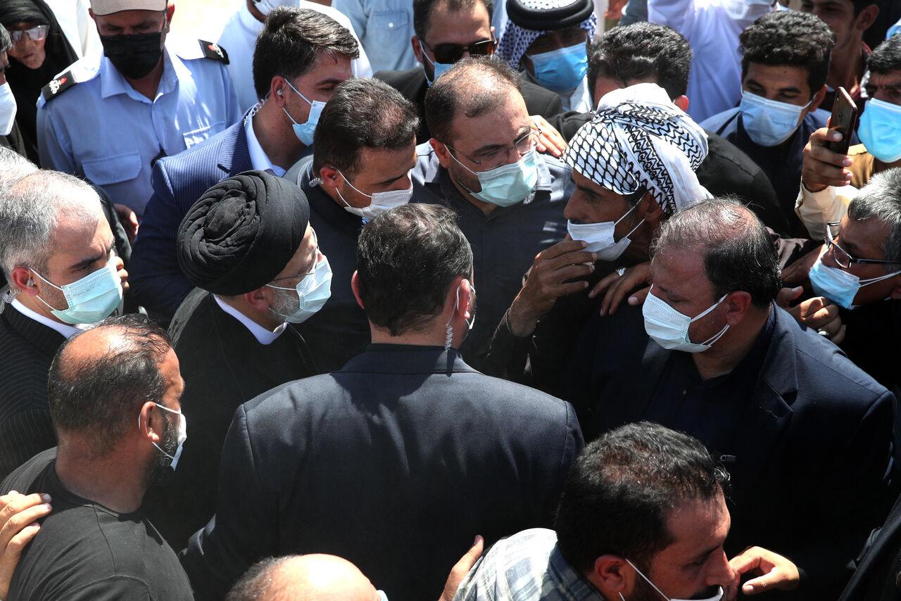 قول مساعد رئیسجمهور برای رفع محرومیت از هویزه
