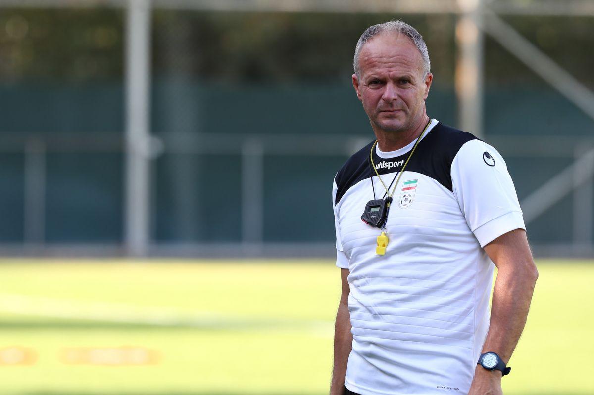 رونمایی از جانشین اسکوچیچ در تیم ملی