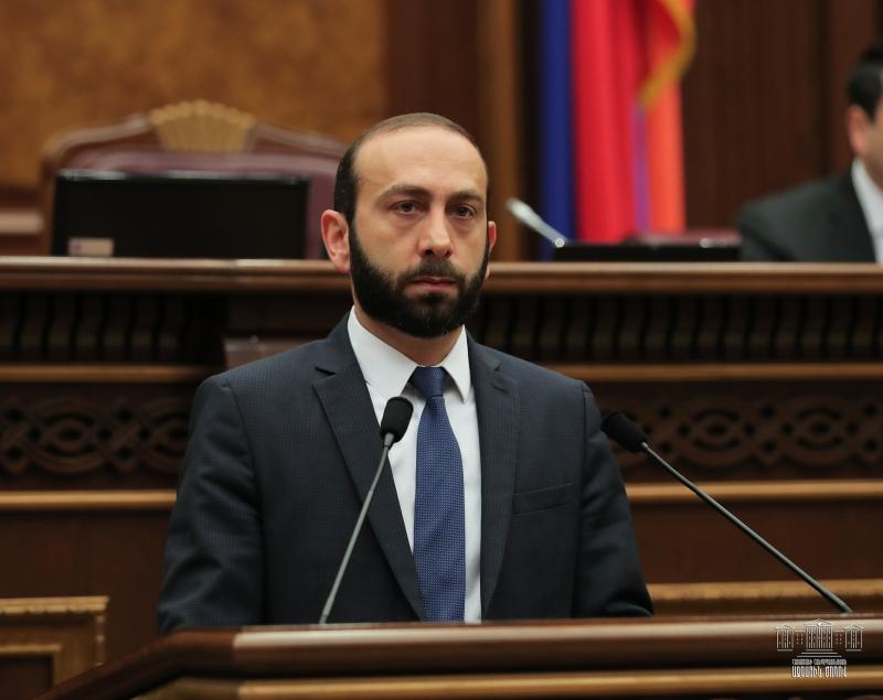 وزیر خارجه ارمنستان برای امیرعبداللهیان پیام فرستاد