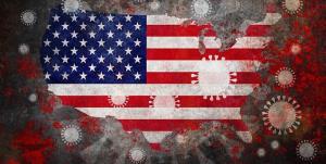 بستریهای کرونا در آمریکا رکورد زد