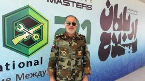 توضیحات مقام نزاجا درباره مسابقات نظامی