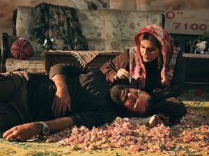 چهرهها/ الناز شاکردوست و هوتن شکیبا در فیلم سینمایی ابلق