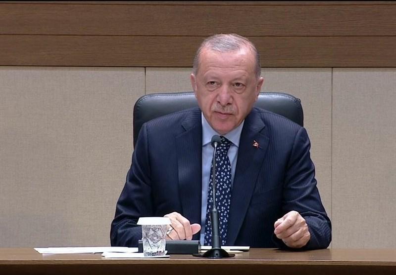 اردوغان: با طالبان دیدار کردیم