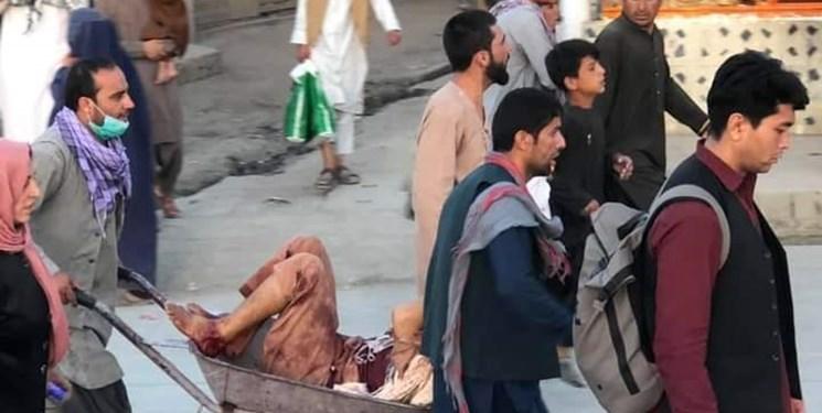کُشتههای انفجار کابل به 170 نفر رسید