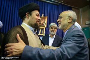 قدردانی سید حسن خمینی از علی اکبر صالحی