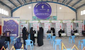 سومین مرکز تجمیعی واکسیناسیون کرونا در پردیس افتتاح شد