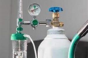 اهدای ۵ کپسول اکسیژن به بیمارستان لامرد