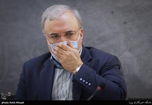 نمکی: دلم نمیخواست وزیر بهداشت شوم