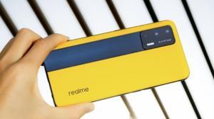 عمر باتری Realme GT Master Edition مشخص شد