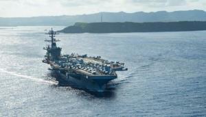 رزمایش دریایی آمریکا و رژیم صهیونیستی در دریای سرخ برگزار شد