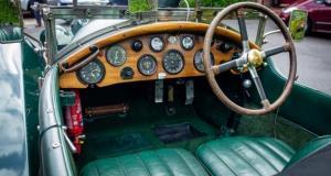استارت جالب خودروی کلاسیک «بنتلی»